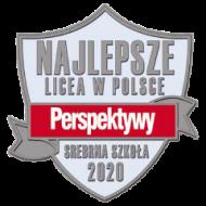 Perspekty 2020 - srebrna szkoła
